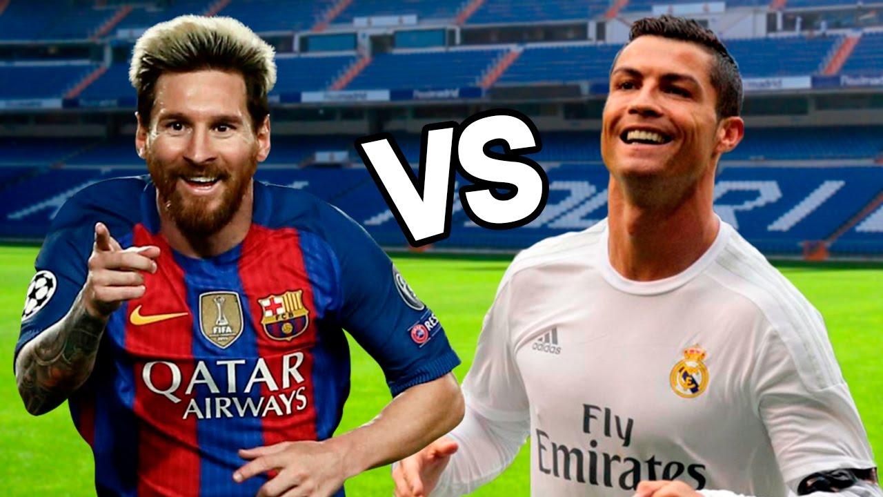 Messi Vs Cristiano Ronaldo épicas Batallas De Rap Del Fútbol Youtube