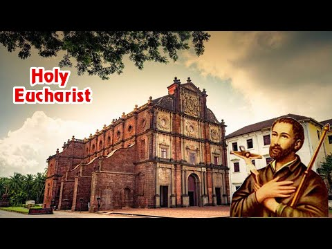 LIVE DAILY  6:15 AM Mass in English | Basilica of Bom Jesus | Thursday 28 Jan 2021