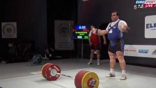 World Weightlifting Paris 2011 +105Kg Men - Behdad Salimi & Sajad Anoshiravani - Champions