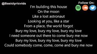 JDAM - Bury My Love (Lyrics)