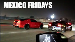A Night Full Of ILLEGAL Street Racing!