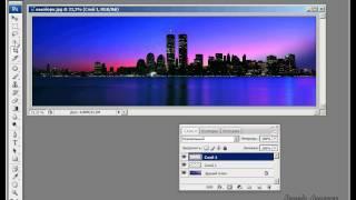 Photoshop - уроки по фотошопу (ч. 18. Планеты из панорам)