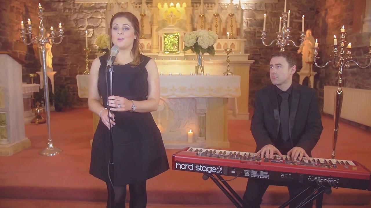 Katie Hughes Wedding Singer Ireland