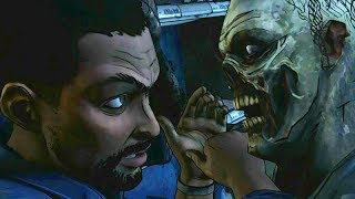 The Walking Dead Season 1 Episode 1 (Remastered Collection) A New Day 1080p 60FPS