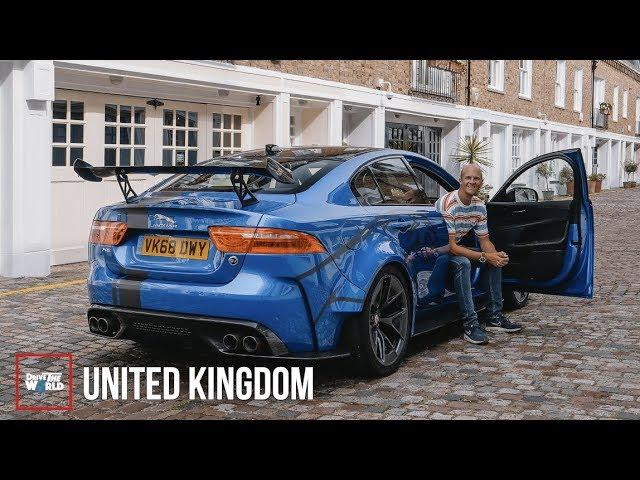 I Got A Jaguar XE Project 8 | Eᴘ81: Uɴɪᴛᴇᴅ Kɪɴɢᴅᴏᴍ