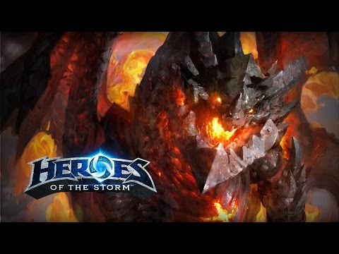♥ Heroes of the Storm - Deathwing Revealed Tomorrow?
