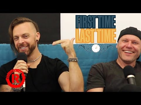 Bullet For My Valentine's Matt & Jason - First Time, Last Time