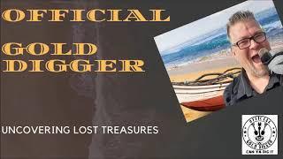 OFFICIAL GOLD DIGGER, CHANNEL TRAILER, NOKTA MAKRO, SIMPLEX+,