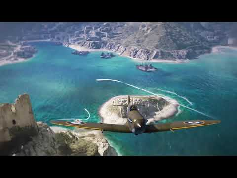 Battlefield V - Mercury Gameplay (NO HUD, 3D AUDIO)