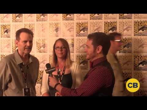 Michael Biehn & Carrie Henn Talk Aliens at SDCC 2016