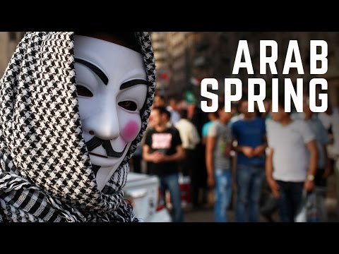 How The Arab Spring Changed Europe Forever