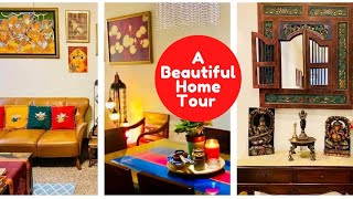 Beautiful Traditional Indian Home Tour 2021 Decor Ideas Dubai Khalifa