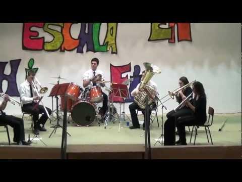 Hava Nagila - Ponent Brass