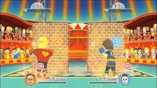 Exerbeat - Wii - GamePlay: Wall Smasher