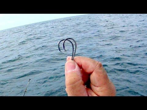 Double Circle Hook Technique