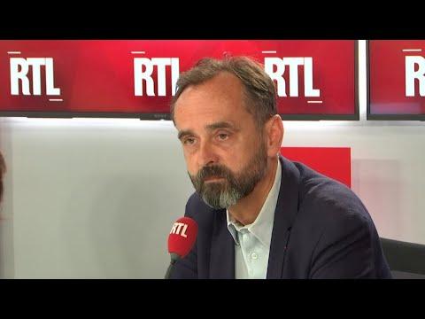 """Benchmarking"" des migrants : ""Gérard Collomb a raison"", dit Robert Ménard sur RTL"