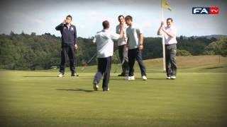 England 2-2 Switzerland - Road to Euro 2012 | FATV