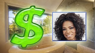 11 Expensive Things Owned By American Billionaire Oprah Winfrey