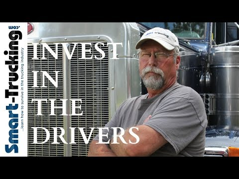 Trucking Companies - The Cause & The Cure For the Trucker Shortage