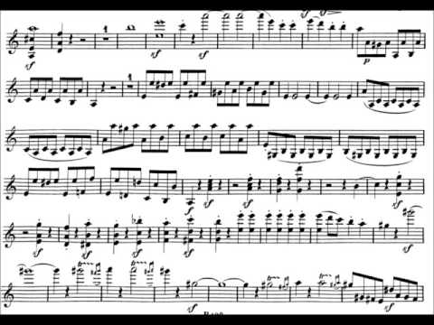 Beethoven - Violin sonata No 9 - Kreutzer