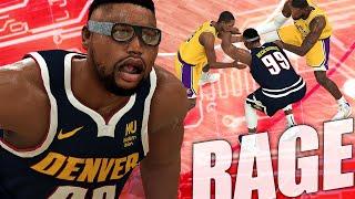 TOXIC Double Teams Made Me RAGE!!!! NBA 2K20 Chubby Neckbones Ep.11