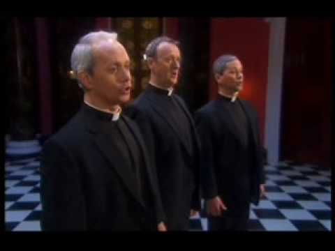 The Priests sing Ag Criost An Siol