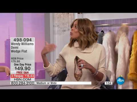 HSN | Weekends with Wendy Williams Fashions 11.05.2016 - 08 PM