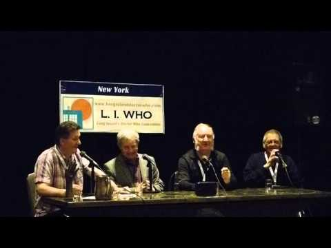 LI Who 3 The Missing Episodes Panel Part One