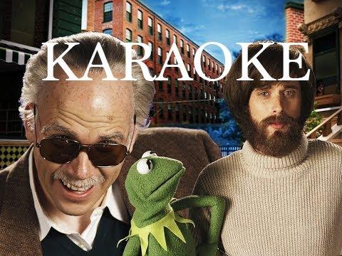 [Karaoke] Jim Henson vs Stan Lee. Epic Rap Battles of History. Season 4