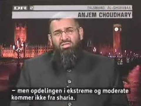 Denmark Muhammad Cartoon Controversy OUTRAGE