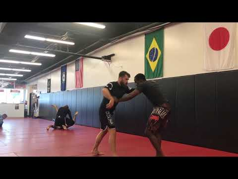 No Gi Class Clip (At my Gym Derby City MMA in Louisville, KY)
