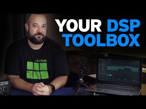 Tools you need to Install and Tune a DSP