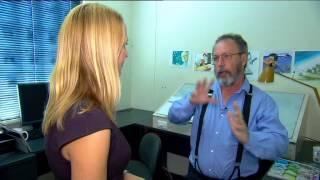 NBN TV Interviews Peter Lewis