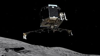 Philae probe probably covered in dust and too cold to operate