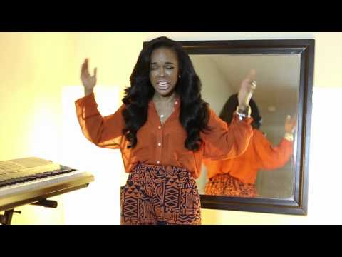 "Tamar Braxton ""Thank You Lord"" Cover by April Lane"