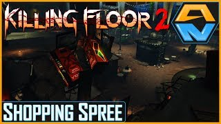 NEW MAP SHOPPING SPREE | First Play | KILLING FLOOR 2 TWISTED CHRISTMAS