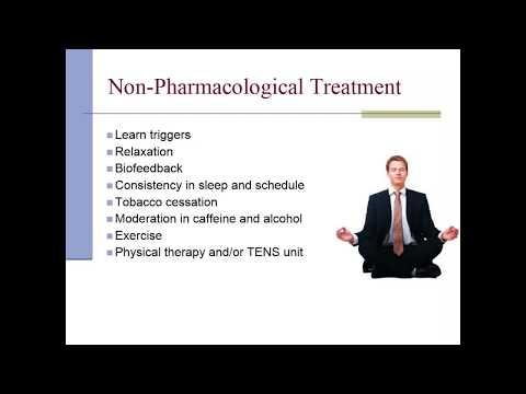 Headache: Diagnosis & Management- slides only  5/17/17