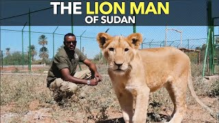 The Lion Man Of Sudan