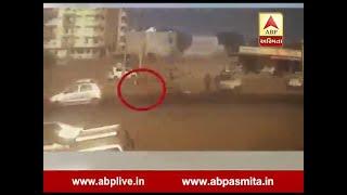 Car and cycle accident at khambhaliya road, a man dead