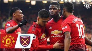 Preview | Manchester United v West Ham United | Premier League