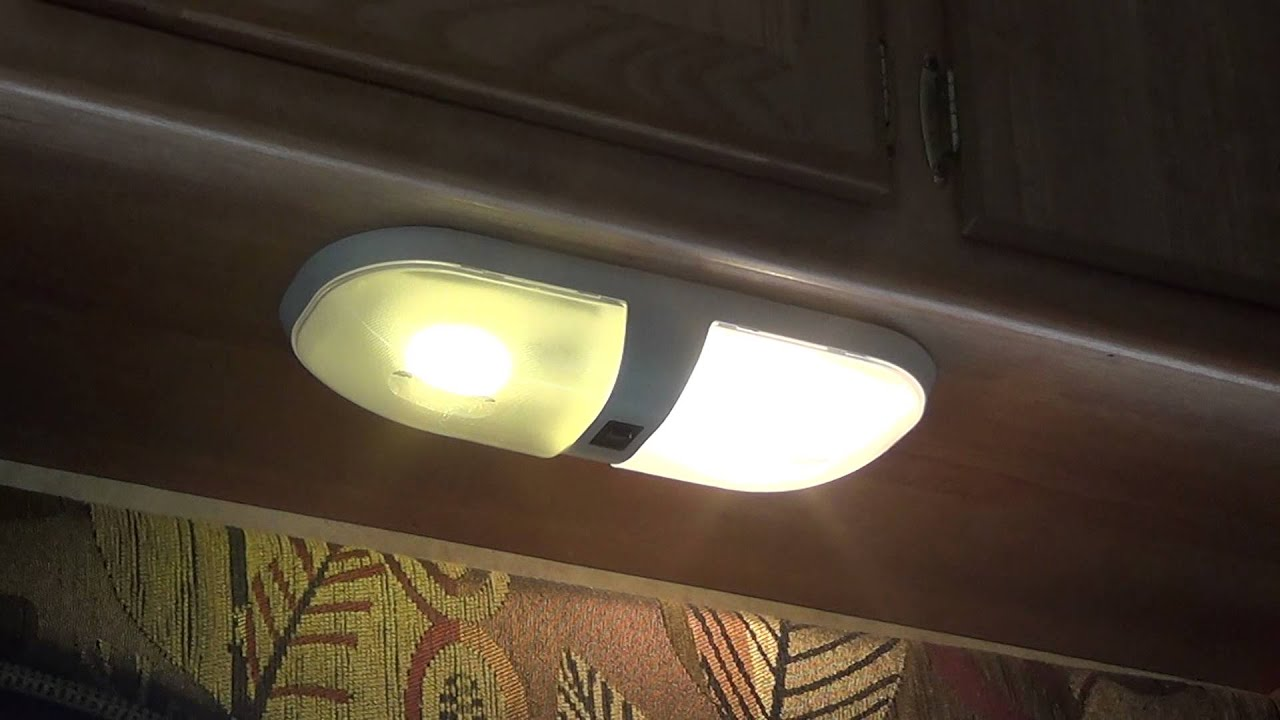 fifth wheel interior led lights