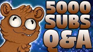 Jum Jums 5000 Subscribers Q&A
