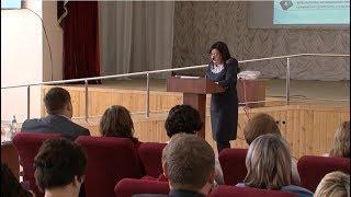 Заседание коллегии управления соцзащиты Белгородской области