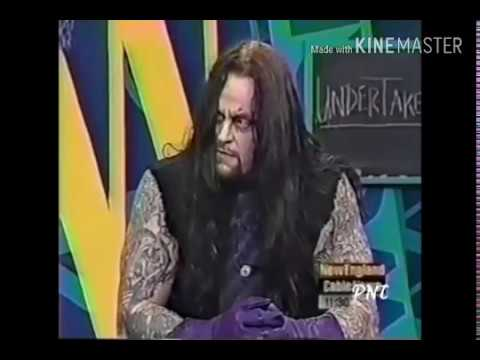 The Undertaker Interview in 1995