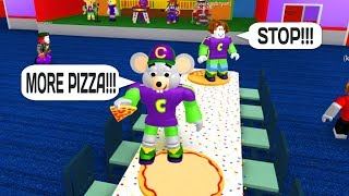 TROLLING CHUCK E. CHEESE'S IN ROBLOX!