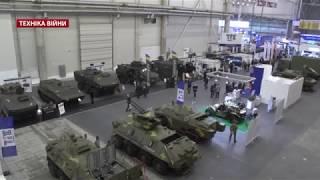 Техніка війни №93. Новинки виставки