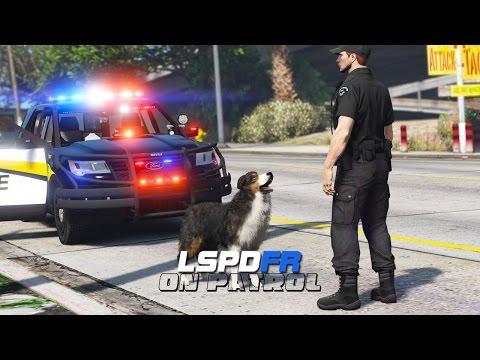 LSPDFR - Day 362 - K9 Officer