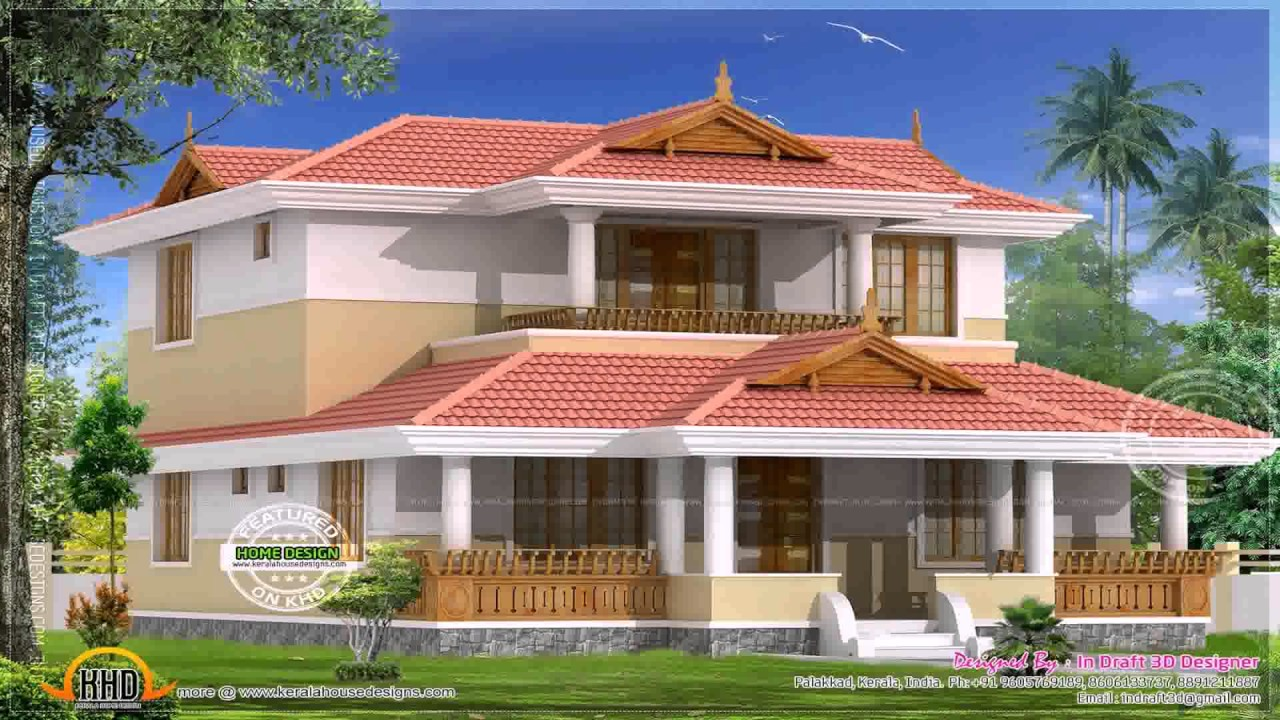 Old South Indian House Design