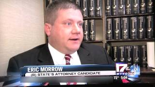 Eric Morrow and recently appointed States Atty - WTVO 2nd Amendment interview