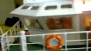 RC SALVAGE TUG BOAT MOVIE
